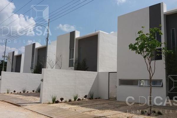Foto de casa en venta en  , cholul, mérida, yucatán, 8286181 No. 03