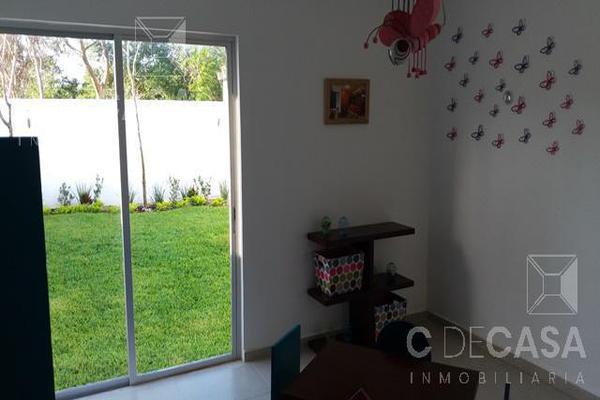Foto de casa en venta en  , cholul, mérida, yucatán, 8286181 No. 09