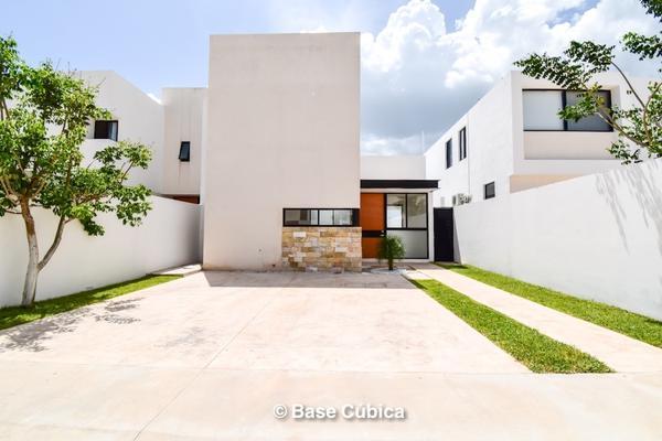 Foto de casa en venta en  , cholul, mérida, yucatán, 8301532 No. 01