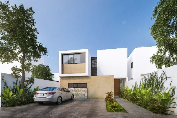 Foto de casa en venta en  , cholul, mérida, yucatán, 8301566 No. 01