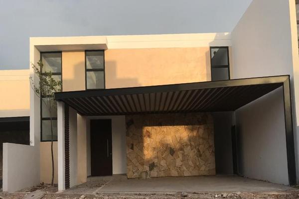 Foto de casa en venta en  , cholul, mérida, yucatán, 8319299 No. 01