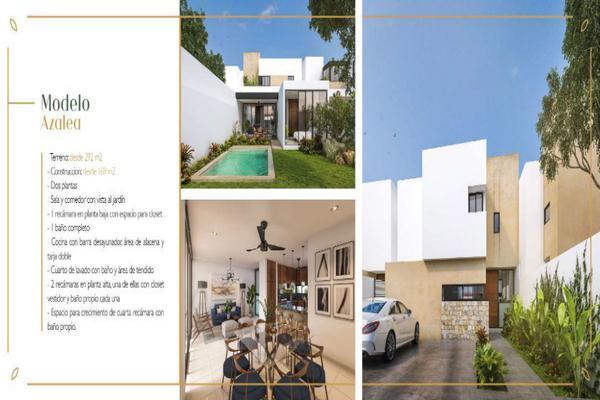 Foto de casa en venta en  , cholul, mérida, yucatán, 8322587 No. 06