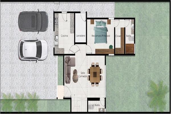 Foto de casa en venta en  , cholul, mérida, yucatán, 8329330 No. 06