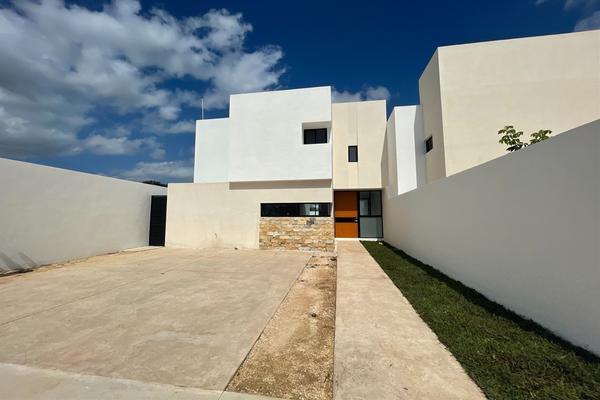 Foto de casa en venta en  , cholul, mérida, yucatán, 8397304 No. 01