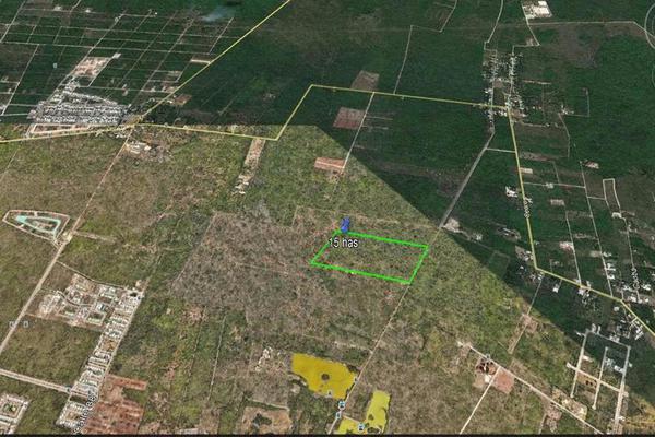 Foto de terreno habitacional en venta en  , cholul, mérida, yucatán, 8422560 No. 01