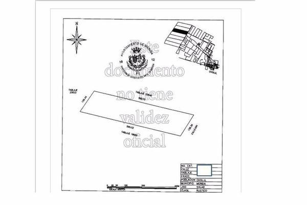 Foto de terreno habitacional en venta en  , cholul, mérida, yucatán, 8422560 No. 03