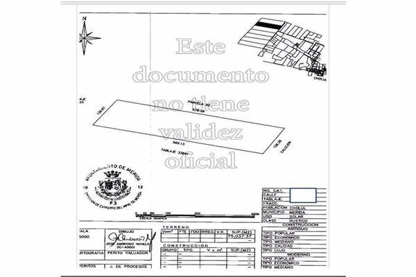 Foto de terreno habitacional en venta en  , cholul, mérida, yucatán, 8422560 No. 04