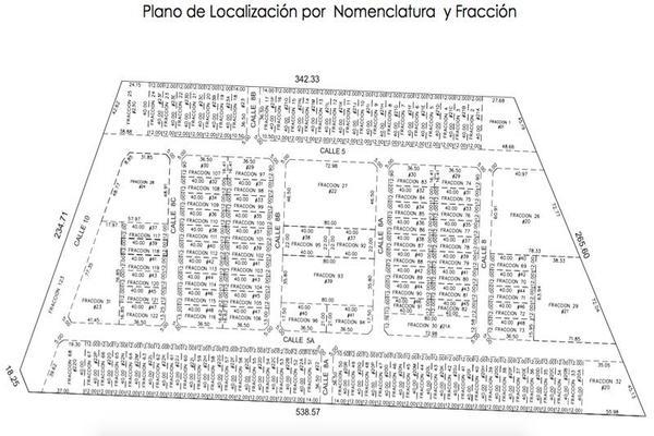 Foto de terreno habitacional en venta en  , cholul, mérida, yucatán, 8423580 No. 01
