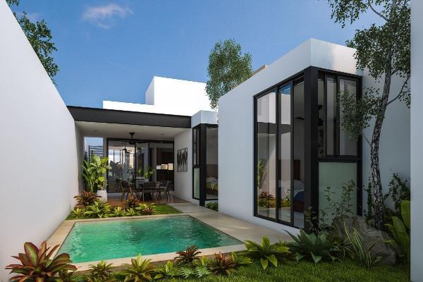 Foto de casa en venta en  , cholul, mérida, yucatán, 8445092 No. 01
