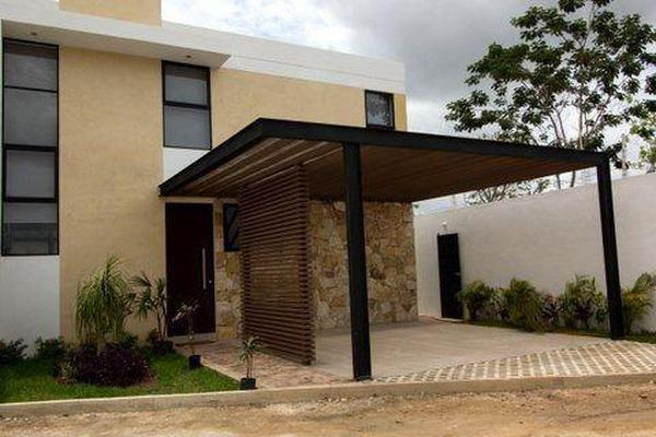 Foto de casa en venta en  , cholul, mérida, yucatán, 8825644 No. 01