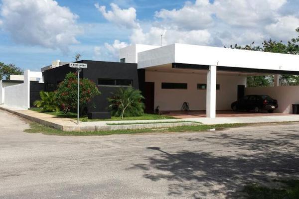 Foto de casa en venta en  , cholul, mérida, yucatán, 8883752 No. 01