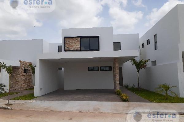 Foto de casa en venta en  , cholul, mérida, yucatán, 8896115 No. 01