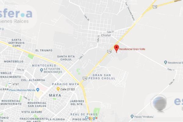 Foto de casa en venta en  , cholul, mérida, yucatán, 8896115 No. 16