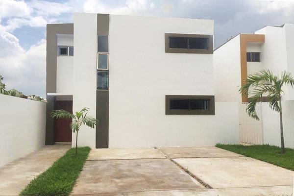 Foto de casa en venta en  , cholul, mérida, yucatán, 9249218 No. 01