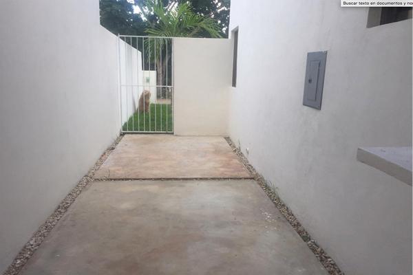 Foto de casa en venta en  , cholul, mérida, yucatán, 9249218 No. 16