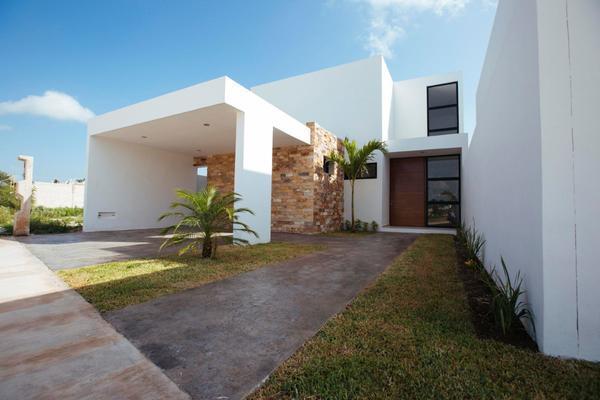 Foto de casa en venta en  , cholul, mérida, yucatán, 9253296 No. 01