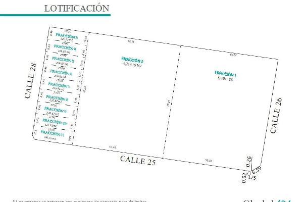 Foto de terreno habitacional en venta en  , cholul, mérida, yucatán, 9931692 No. 01