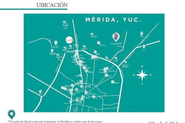 Foto de terreno habitacional en venta en  , cholul, mérida, yucatán, 9931692 No. 03