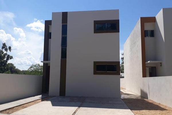 Foto de casa en venta en  , cholul, mérida, yucatán, 9934609 No. 01