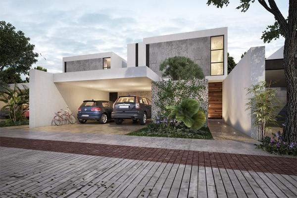 Foto de casa en venta en  , cholul, mérida, yucatán, 9944073 No. 01