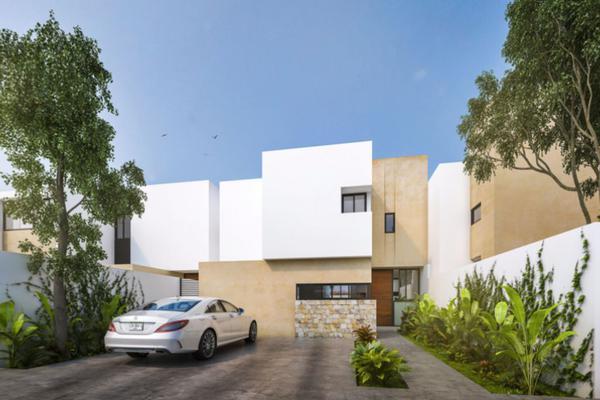 Foto de casa en venta en cholul privada gardena , cholul, mérida, yucatán, 0 No. 01
