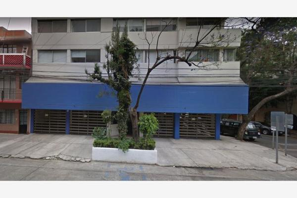 Foto de departamento en venta en cholula 51, hipódromo, cuauhtémoc, df / cdmx, 6161741 No. 01
