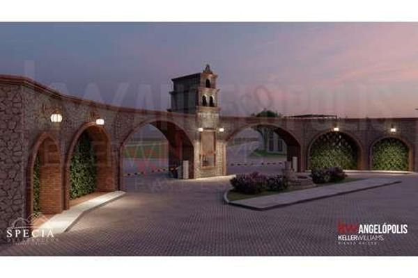 Foto de terreno comercial en venta en  , cholula de rivadabia centro, san pedro cholula, puebla, 8855765 No. 12