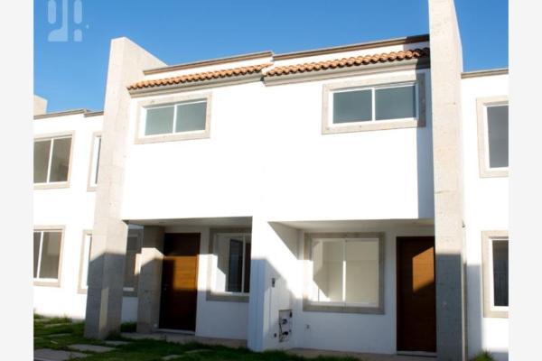 Foto de casa en venta en  , cholula, san pedro cholula, puebla, 10125743 No. 01
