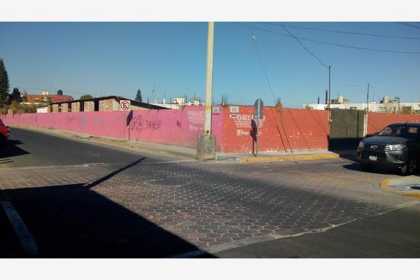 Foto de terreno habitacional en renta en  , cholula, san pedro cholula, puebla, 4638801 No. 01