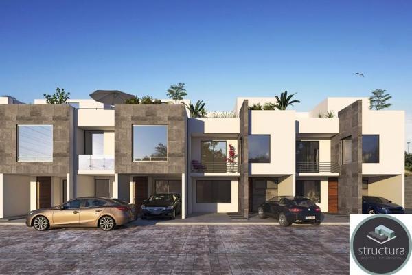 Foto de casa en venta en - -, cholula, san pedro cholula, puebla, 5957601 No. 01