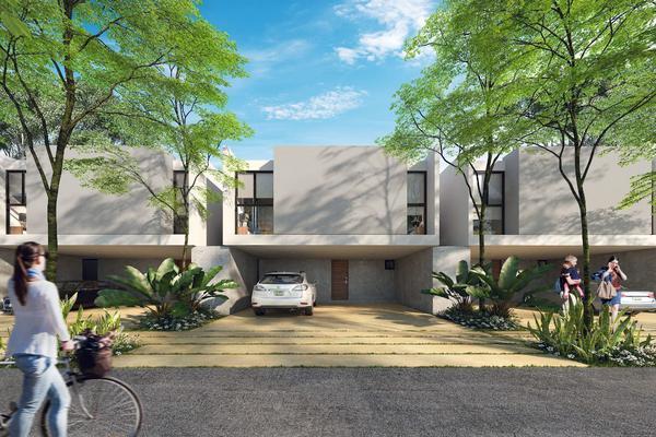 Foto de casa en venta en  , chuburna de hidalgo iii, mérida, yucatán, 14026559 No. 01