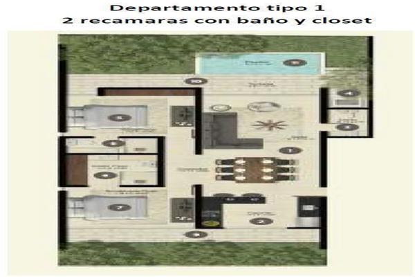 Foto de departamento en venta en  , chuburna de hidalgo iii, mérida, yucatán, 14028589 No. 07
