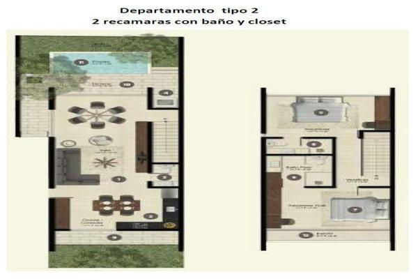 Foto de departamento en venta en  , chuburna de hidalgo iii, mérida, yucatán, 14028589 No. 09