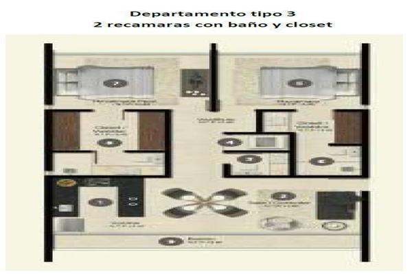 Foto de departamento en venta en  , chuburna de hidalgo iii, mérida, yucatán, 14028589 No. 20