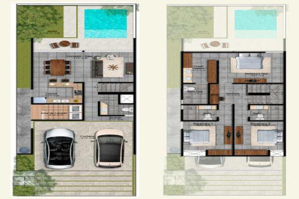 Foto de casa en venta en  , chuburna de hidalgo iii, mérida, yucatán, 7860532 No. 04