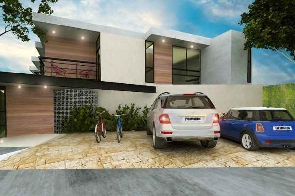 Foto de casa en venta en  , chuburna de hidalgo iii, mérida, yucatán, 13477235 No. 01