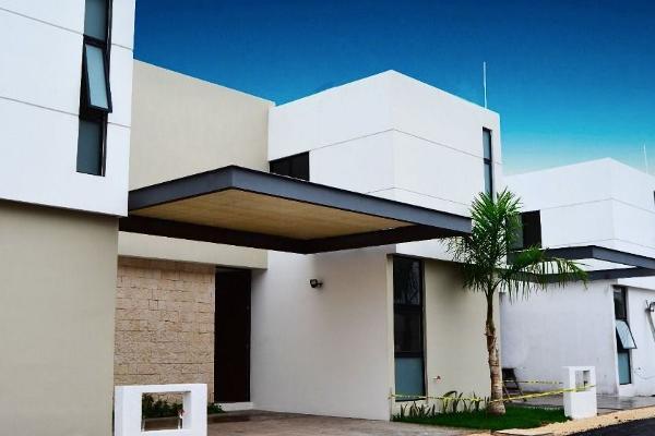 Foto de casa en venta en  , chuburna de hidalgo, mérida, yucatán, 5693067 No. 01