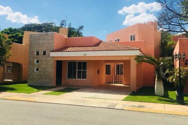 Foto de casa en renta en  , chuburna de hidalgo, mérida, yucatán, 8423288 No. 01
