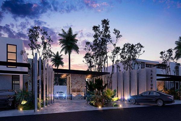 Foto de casa en venta en  , chuburna de hidalgo v, mérida, yucatán, 8416931 No. 01