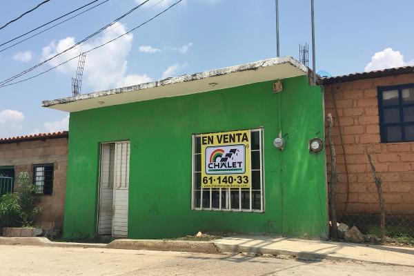 Foto de casa en venta en  , chucamay, ocozocoautla de espinosa, chiapas, 2728452 No. 01