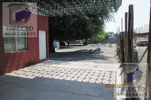 Foto de terreno habitacional en venta en  , chula vista, guadalupe, nuevo león, 9241475 No. 01