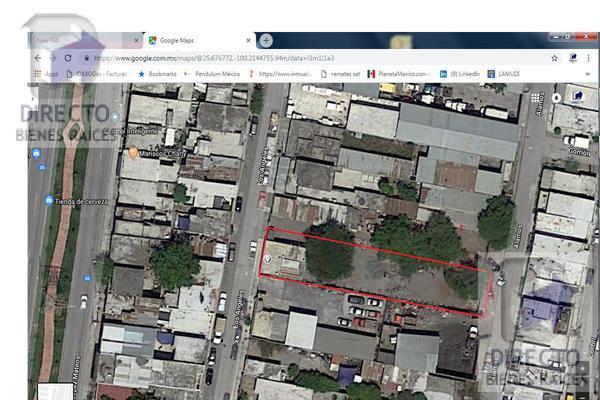 Foto de terreno habitacional en venta en  , chula vista, guadalupe, nuevo león, 9241475 No. 02
