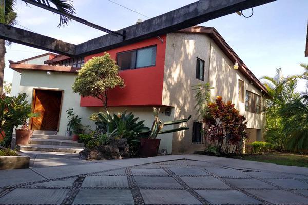 Foto de casa en venta en  , chulavista, cuernavaca, morelos, 7962293 No. 01