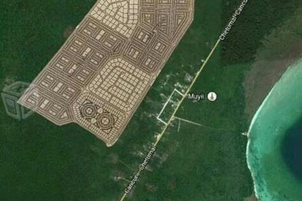 Foto de terreno habitacional en venta en  , chun-yah, felipe carrillo puerto, quintana roo, 3427741 No. 01