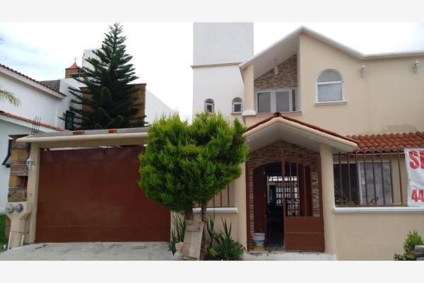 Foto de casa en venta en cielo 44, la campiña, morelia, michoacán de ocampo, 8443728 No. 01