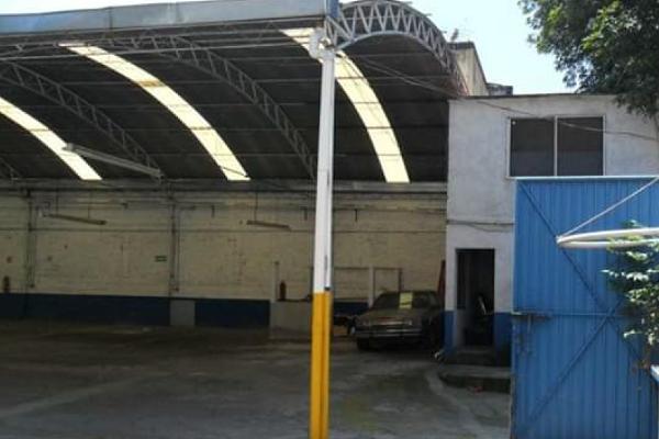 Foto de nave industrial en venta en ciencias , escandón ii sección, miguel hidalgo, df / cdmx, 0 No. 05