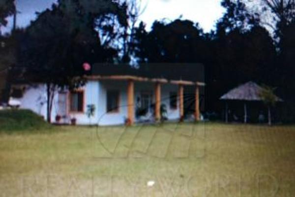 Foto de rancho en venta en  , cieneguilla, santiago, nuevo león, 3100399 No. 01