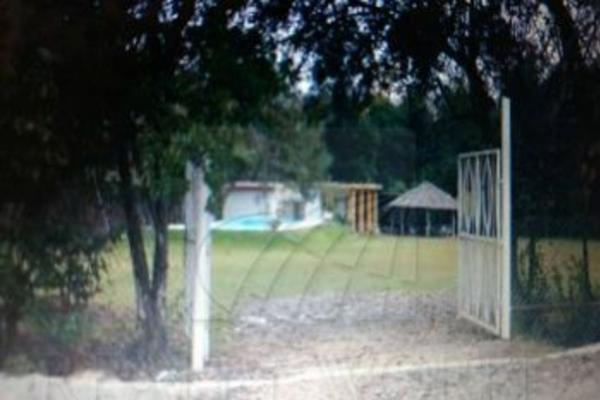 Foto de rancho en venta en  , cieneguilla, santiago, nuevo león, 4669727 No. 02