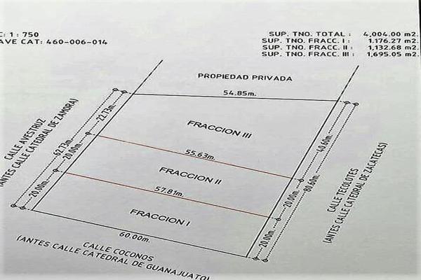 Foto de terreno habitacional en venta en  , cima de la cantera, chihuahua, chihuahua, 11834612 No. 02