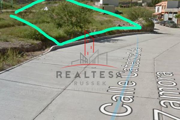 Foto de terreno habitacional en venta en  , las canteras, chihuahua, chihuahua, 5939171 No. 02